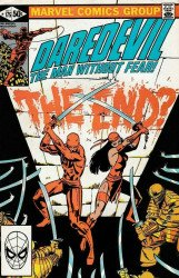 Marvel Comics's Daredevil Issue # 175