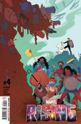 Marvel Comics's Marvel Rising Issue # 4