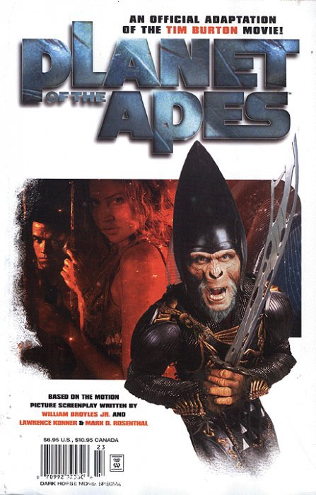 PLANET OF THE APES (2001) review