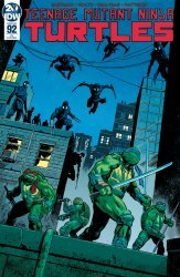 IDW Publishing's Teenage Mutant Ninja Turtles Issue # 92ri