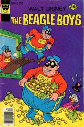 Gold Key's Beagle Boys Issue # 39whitman