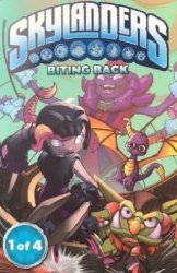 IDW Publishing's Skylanders: Micro Comic Collector Pack Issue # 1