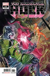 Marvel Comics's Immortal Hulk  Issue # 43