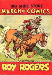 Western Printing Co.'s March of Comics Issue # 73d