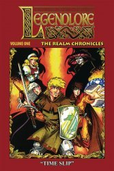 Caliber Entertainment's Legendlore: The Realm Chronicles TPB # 1