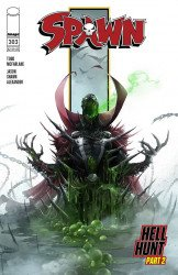 Image Comics's Spawn Issue # 303