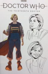 Titan Comics's Doctor Who: 13th Doctor Issue # 1n