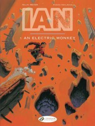 Cinebook's Ian Soft Cover # 1