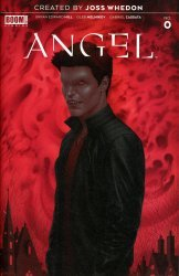 BOOM! Studios's Angel Issue # 0b