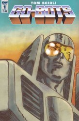 IDW Publishing's Go-Bots Issue # 1