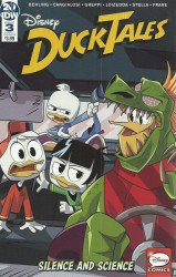 IDW Publishing's DuckTales: Silence and Science Issue # 3