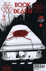 Valiant Entertainment's Book of Death Issue # 1ssalefish
