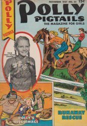 Parents Magazine Institute's Polly Pigtails Issue # 22