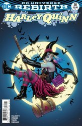DC Comics's Harley Quinn Issue # 30b