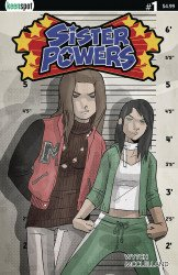 Keenspot Entertainment's Sister Powers Issue # 1