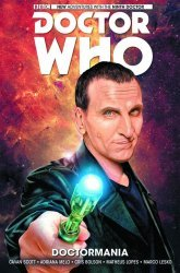 Titan Comics's Doctor Who: 9th Doctor Hard Cover # 2