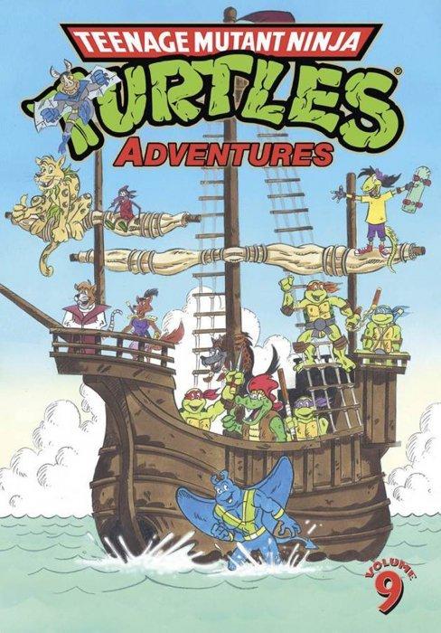 Teenage Mutant Ninja Turtles Amazing Adventures #10