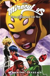 Action Lab Entertainment's Miraculous: Tales of Ladybug and Cat Noir - Season 2 TPB # 8