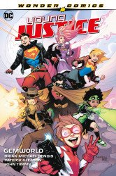 DC Comics's Young Justice Hard Cover # 1
