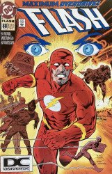 DC Comics's Flash Issue # 88b