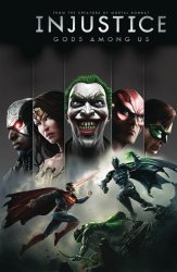 DC Comics's Injustice: Gods Among Us - Year One  Hard Cover # 1