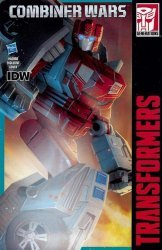 IDW Publishing's Transformers: Combiner Wars - Wave 3 Issue # 2