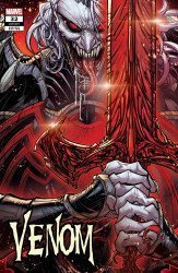 Marvel Comics's Venom Issue # 32bigtime-a