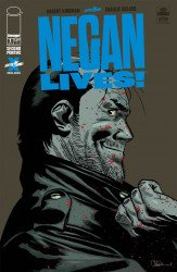 Image Comics's Negan Lives Issue # 1 - 2nd print