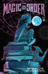 Image Comics's The Magic Order Issue # 6c