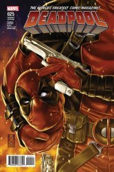 Marvel Comics's Deadpool Issue # 25e