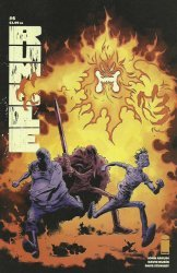Image Comics's Rumble Issue # 6b