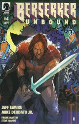 Dark Horse Comics's Berserker: Unbound Issue # 4b