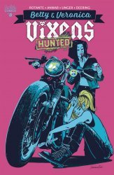 Archie Comics Group's Betty & Veronica: Vixens Issue # 8b