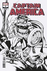 Marvel Comics's Captain America Issue # 4c