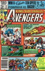 Marvel Comics's The Avengers Annual # 10