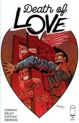 Image Comics's Death of Love Issue # 3