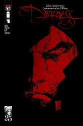 Top Cow's Darkness 25th Anniversary Commemorative Edition Issue # 1c