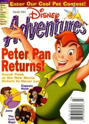 Disney Comics's Disney Adventures Issue V12-5