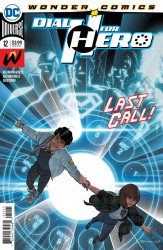 DC Comics's Dial H for HERO Issue # 12