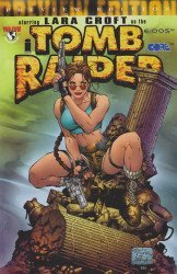 Top Cow's Tomb Raider: Preview Issue # 1e