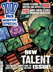 Fleetway (AP/IPC)'s 2000 AD: Winter Special Issue # 2005