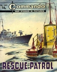 D.C. Thomson & Co.'s Commando: War Stories in Pictures Issue # 1597