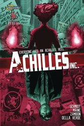 Source Point Press's Achilles Inc. Issue # 1
