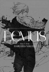 Viz Media's Levius  Hard Cover # 1