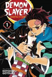 Viz Media's Demon Slayer: Kimetsu No Yaiba Soft Cover # 1