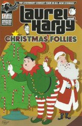 American Mythology's Laurel and Hardy: Christmas Follies Issue # 1