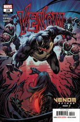 Marvel Comics's Venom Issue # 28