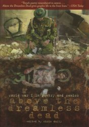 First Second Books's Above The Dreamless Dead: World War I In Poetry and Comics Hard Cover # 1