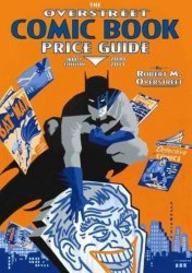 Gemstone Publishing's Overstreet Comic Book Price Guide  Hard Cover # 40