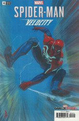 Marvel Comics's Spider-Man: Velocity Issue # 4b